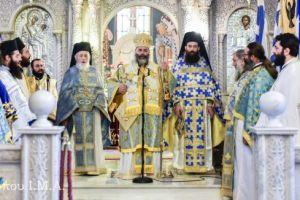Η εορτή του Μεγαλομάρτυρος Αγίου Νέστορος διπλή εθνική εορτή για την Μητρόπολη Λαγκαδά