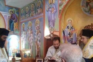 Μνημόσυνο για τον Μακαριστό Αρχιεπίσκοπο Αθηνών Χριστόδουλο στη Λευκάδα