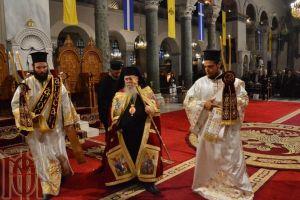 Φωτοστιγμές από το Πολυαρχιερατικό Συλλείτουργο της   εορτής του  Αγίου Δημητρίου του Πολιούχου – Δοξολογία επί τη απελευθερώση της Θεσσαλονίκης