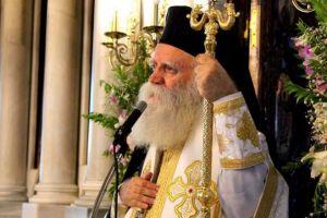 Ο Μητρ. Κυθήρων το .. χαβά του! Δεν σέβεται την απόφαση της πλειοψηφίας και στέλνει επιστολή στον Αρχιεπίσκοπο για το Ουκρανικό –