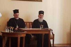 Στο Βελιγράδι αντιπροσωπεία του Οικουμενικού Πατριαρχείου υπό τον Γέροντα Περγάμου Ιωάννη