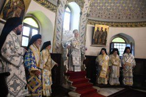 Ο Πατριάρχης Βαρθολομαίος περιχαρής: « Η Ιερά Σύνοδος της Ιεραρχίας της Αγιωτάτης Εκκλησίας της Ελλάδος έλαβε μία ιστορική απόφαση»
