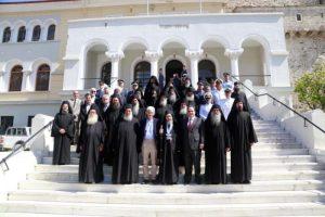 Η  επιστολή της Ιεράς Κοινότητας επί τη αποχωρήσει του κ. Δήμτσα από τη διοίκηση του Αγίου Όρους, παρουσιάσθηκε ως πρωτόγνωρο γεγονός !!