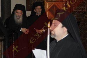 Ο Μ. Εκκλησιάρχης Βενιαμίν εξελέγη Επίσκοπος Τράλλλεων