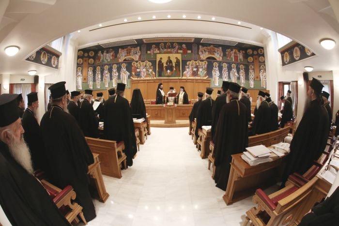 Η Εκκλησία της Ελλάδος για τα γεγονότα στη Συρία