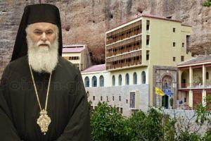 Ο Αρχιμ. Ιερώνυμος Κάρμας νέος Μητροπολίτης Καλαβρύτων και Αιγιαλείας