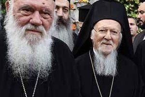 Με τη θέλησή του και όχι με το… «ζόρι» πήγε  ο Αρχιεπίσκοπος  Ιερώνυμος στην Θεσσαλονίκη