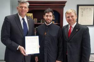 Τιμητική αναγνώριση από τη Βουλή των ΗΠΑ για τον Πατριάρχη Βαρθολομαίο