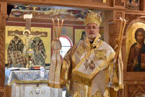 Εορτασμός των ονομαστηρίων του Αρχιεπισκόπου Αμερικής