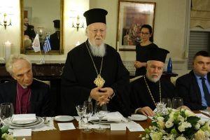 Ο Οικουμενικός Πατριάρχης στην Χάγη