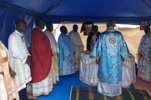 Συγκίνηση στο Μοναστήρι της Αγίας Αικατερίνης στην καρδιά της Αφρικής
