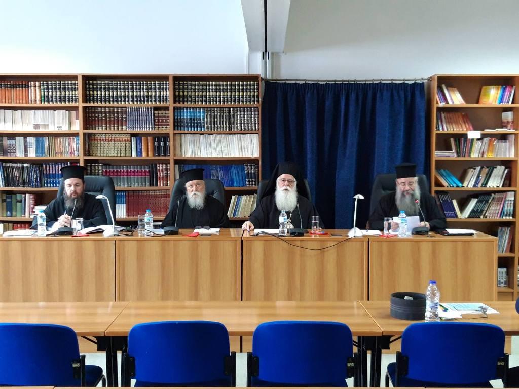 You are currently viewing Τα Χαρίσματα κατά τον Απόστολο Παύλο, στην 2η Ιερατική Σύναξη της Ιεράς Μητροπόλεως Δημητριάδος