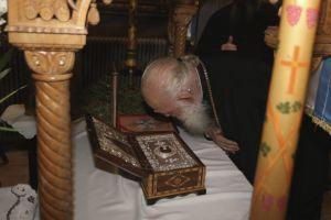 Ο Αρχιεπίσκοπος στους Ταξιάρχες στο Πεδίον του Αρέως