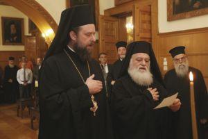Η διαβεβαίωση των νέων Βοηθών Επισκόπων Ωρεών και Ρωγών