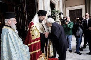 Δοξολογία για τις Ένοπλες Δυνάμεις στον Καθεδρικό Ναό Αθηνών