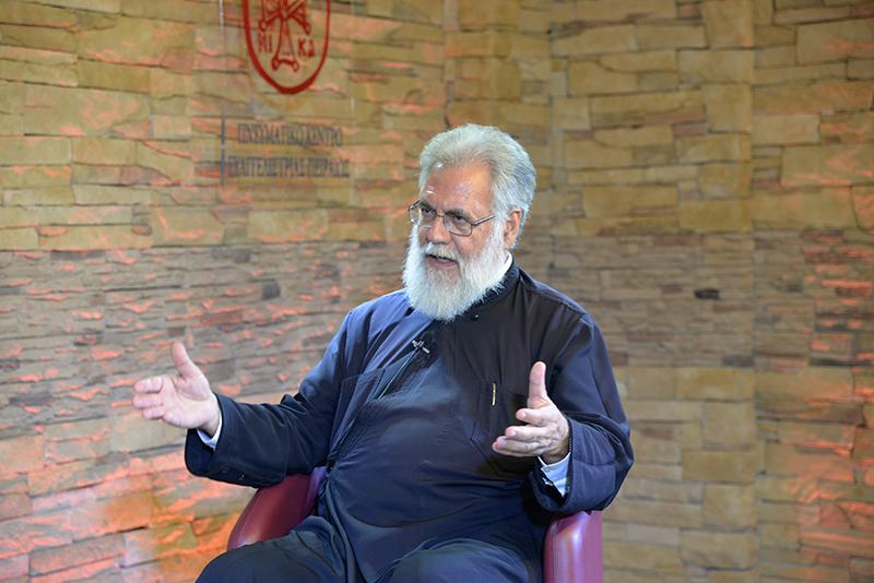 Ιλίου Αθηναγόρας: Αν απεμπολήσουμε την ταυτότητα μας, είμαστε άξιοι της μοίρας μας