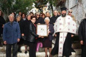 Η Καλλιμασιά της Χίου,τιμά τα Εισόδια της Υπεραγίας Θεοτόκου στον Ενοριακό Ναό και στο ιστορικό Μοναστήρι της Πλακιδιωτίσσης