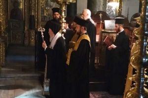 Πατριαρχικό Τρισάγιο για τον μακαριστό Αρχιεπίσκοπο Αυστραλίας Στυλιανό
