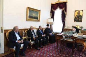 Επιτροπή της Βουλής των Ελλήνων στο Οικουμενικό Πατριαρχείο