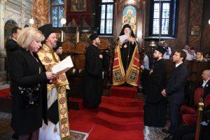 Οικουμενικός Πατριάρχης: Είμεθα βέβαιοι, ότι ο Θεός της αγάπης, της ειρήνης και της δικαιοσύνης θα ευδοκήση, να κυριαρχήση εις την Ορθόδοξον Εκκλησίαν η ειρήνη και η ενότης