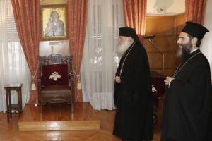Αρχιεπίσκοπος Αθηνών Ιερώνυμος : «Η Τουρκία εκβιάζει την Ελλάδα με τους πρόσφυγες»
