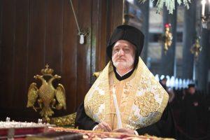 Αρχιεπίσκοπος Αμερικής Ελπιδοφόρος: « Ήταν η φωνή της ευγλωττίας και σοφίας και η φήμη της ποτέ δεν έσβησε»