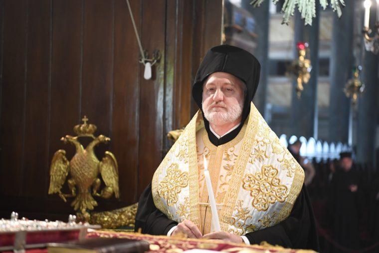 You are currently viewing Αρχιεπίσκοπος Αμερικής Ελπιδοφόρος: « Ήταν η φωνή της ευγλωττίας και σοφίας και η φήμη της ποτέ δεν έσβησε»