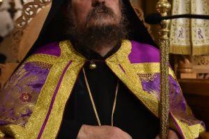 Η ενθρόνιση του νέου Καθηγουμένου της Ιεράς Συνοδικής και Σταυροπηγιακής Μονής Παναγίας Χρυσοπηγής, Αρχιμ. Εφραίμ Παναούση