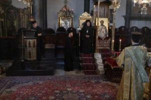 Η εορτή του Ιερού Χρυσοστόμου στο Φανάρι