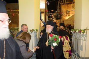 Πάνδημος ο εορτασμός των Εισοδίων της Θεοτόκου στην μικρή και αγιοτόκο Κίμωλο