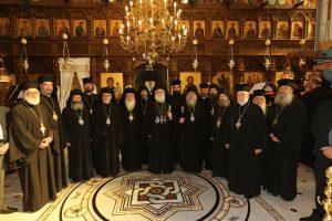 Η Λεμεσός τίμησε τον Πολιούχο της παρουσία του Πάπα και Πατριάρχη Αλεξανδρείας Θεοδώρου