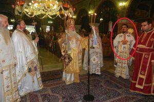 Εκοιμήθη ο π. Κωνσταντίνος Στάμος σε ηλικία 37 ετών