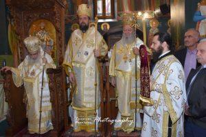 Πλήθη πιστών συνέρρευσαν στις Ροβιές Ευβοίας για την εορτή του Οσίου Ιακώβου (Τσαλίκη)