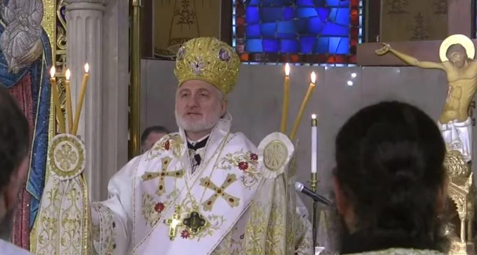 Αρχιεπίσκοπος Αμερικής: «Σήμερα, είναι η μέρα που γιορτάζω το όνομα που μου έδωσε ο Παναγιώτατος»