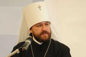 Βολοκολάμσκ Ιλαρίων : Ο Πατριάρχης Μόσχας τερματίζει την ευχαριστηριακή κοινωνία με τον Ιερώνυμο