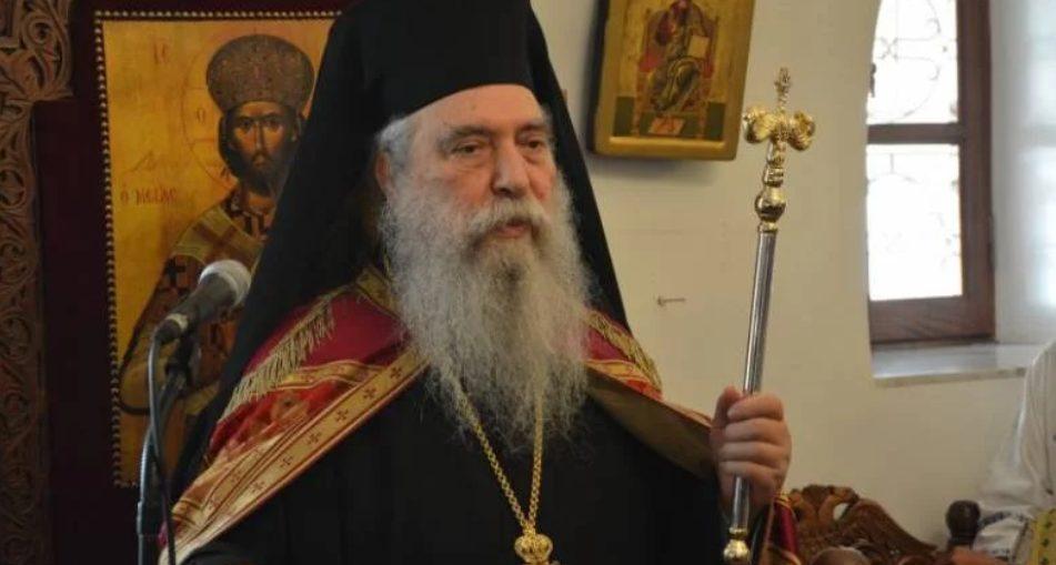 """Σπάρτης Ευστάθιος: """"Κεφαλή της Ορθοδοξίας επί γη ο Οικουμενικός Πατριάρχης"""""""