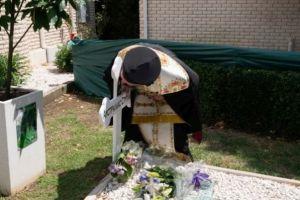 Τρισάγιο στο μνήμα του μακαριστού Αρχιεπισκόπου Αυστραλίας Στυλιανού