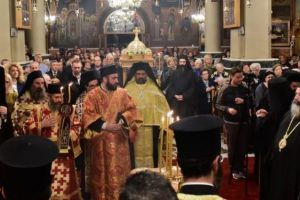 Λαμπρός ο εορτασμός του Αγίου Ιωάννου του Χρυσοστόμου στον φερώνυμο ναό της Θεσσαλονίκης