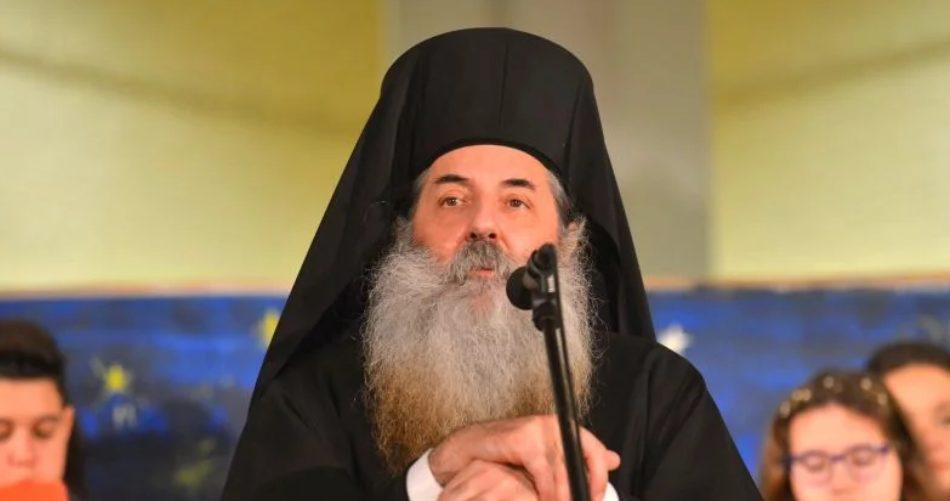You are currently viewing Πειραιώς Σεραφείμ για βλασφημία των Θείων : Είναι έτοιμη η κυβέρνηση να αναλάβει το κόστος της θρησκευτικής αυτοδικίας;