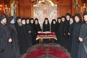 Αγιοκατατάξεις και εκλογές νέων Επισκόπων στο Φανάρι