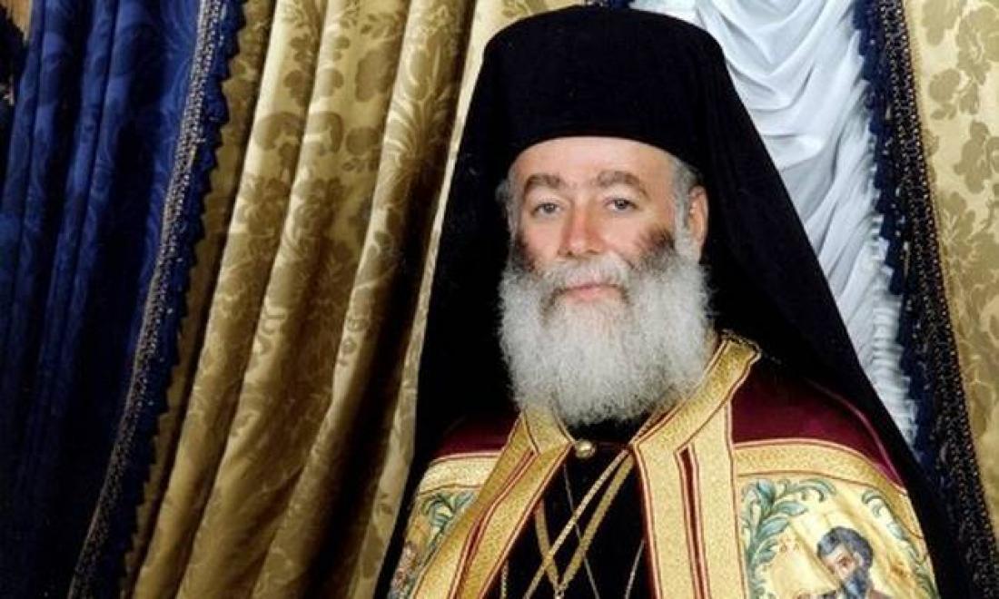 You are currently viewing Απαράδεκτο: απαγορεύουν στον Πατριάρχη Αλεξανδρείας Θεόδωρο να μνημονεύσει τον Κιέβου Επιφάνιο στην Κύπρο