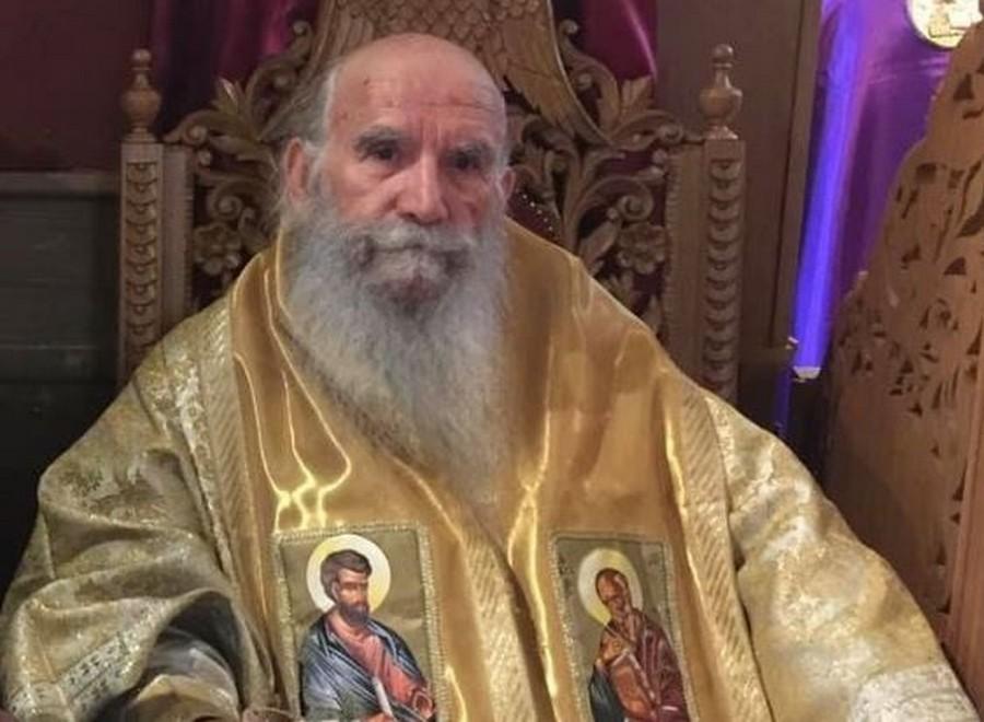 Εκοιμήθη ο Αρχιεπίσκοπος πρώην Θυατείρων κυρός Γρηγόριος