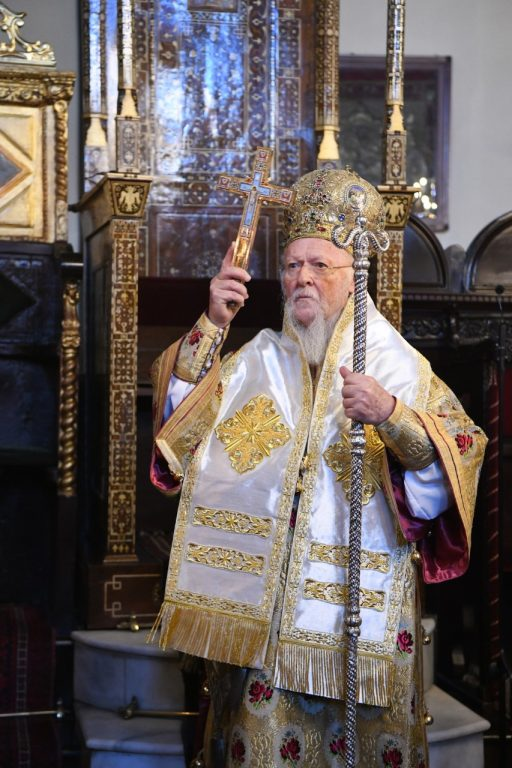 """Οικουμενικός Πατριάρχης: """"Είναι απαράδεκτο, εκπρόσωποι των θρησκειών να εμφανίζονται ως κήρυκες φανατισμού"""""""