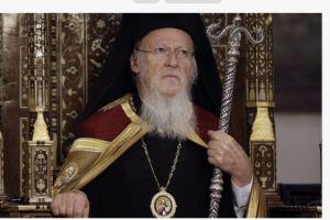 Ο Πατριάρχης Βαρθολομαίος με ευχαριστίες προς την Εκκλησία της Ελλάδος και με βέλη προς τη Μόσχα •Αναμένουμε κι άλλες Εκκλησίες να αναγνωρίσουν τη νέα Εκκλησία της Ουκρανίας