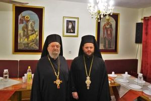 Η εορτή  του Αγίου μεγάλου Ιεράρχη  Ιωάννη του Χρυσοστόμου ,για δύο δραστήριους πατέρες Χρυσοστόμους