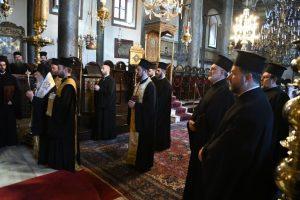 Τρισάγιο για τον Γέροντα Πρώην Θυατείρων Γρηγόριο από τον Οικουμενικό Πατριάρχη Βαρθολομαίο
