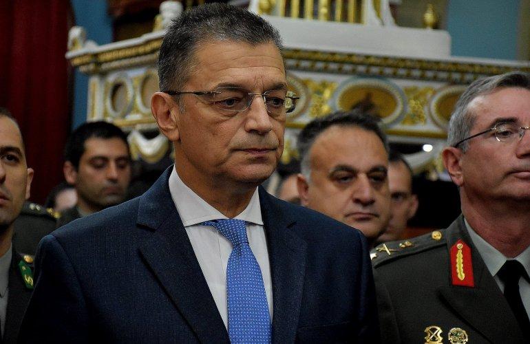 ΒΙΝΤΕΟ-Διπλωματική η αντίδραση του κ. Στεφανή στα όσα είπε ο Σεβ. Χίου Μάρκος- Αφήνει ερωτηματικά για τις δηλώσεις Μηταράκη