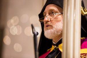 Θεία λειτουργία για ΑΜΕΑ από τον Αρχιεπίσκοπο Αμερικής Ελπιδοφόρο