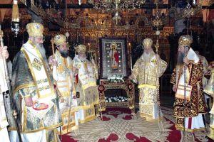 Ιωβηλαίο Επισκόπου στο Μπάτσκοβο