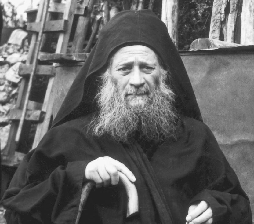 """""""Επιστολές και Ποιήματα"""" του Αγίου Γέροντος Ιωσήφ του Ησυχαστού στο Βελλίδειο"""